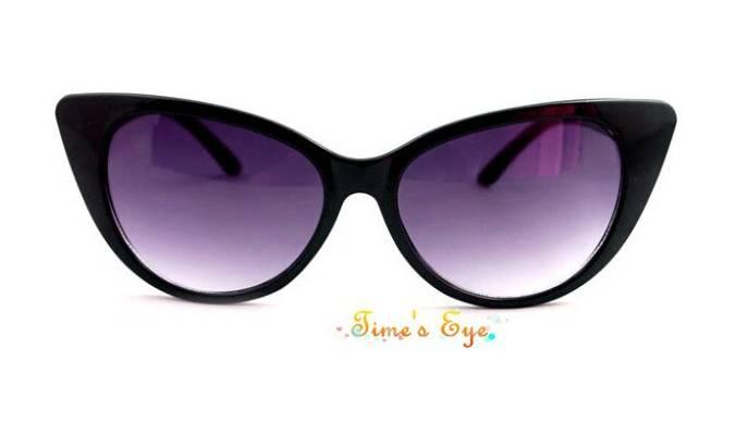 Black Cat Eye Sunglasses  black cat eye sunglasses style me fabulous
